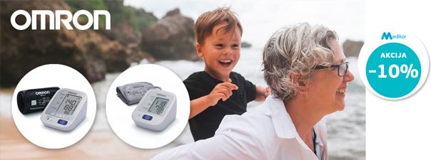 Omron-tlakomjeri