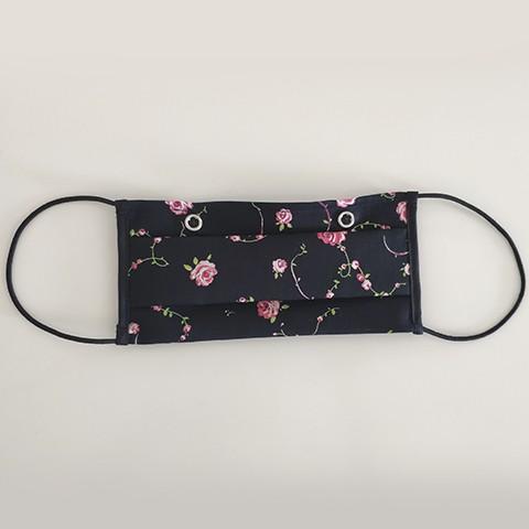 troslojna-maska-za-lice-filterom-crna-roze-ruze